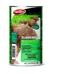 Surrender Fire Ant Kill Insecticide