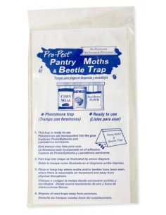 Pro Pest Pantry Moth and Beetle Trap